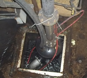 industrial sump pump